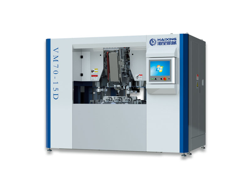 5 AXIS 3 HEADS DRILLING AND  TUFTING MACHINE