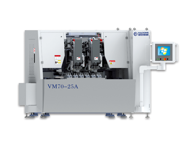 5 AXIS 5 HEADS DRILLING AND TUFTING BRUSH MACHINE