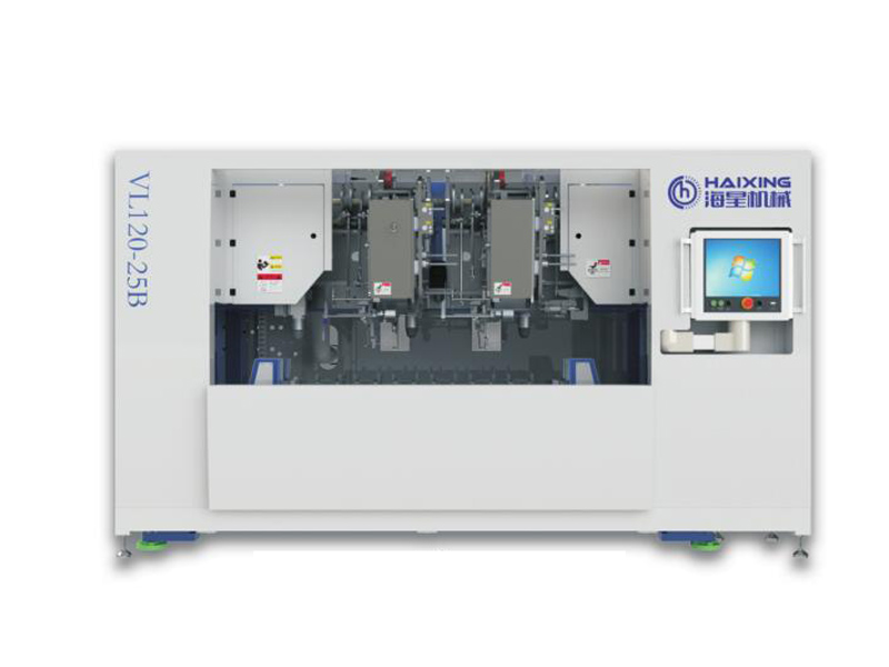 5AXIS 5HEADS DRILLING AND TUFTING MACHINE (FOR LONG HAIR)